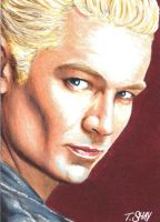 Spike Drawing by Dr-Horrible