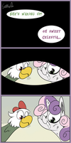 Moody Mark Crusaders 12: Good Morning! by Slitherpon