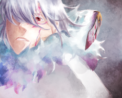DGM - Allen - Devil or Angel by Scarlet-Shinigami