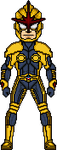 Guardians of the Galaxy - Nova by therealOrkie