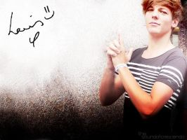 Louis wallpaper by DirectionForLyfe