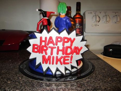 Best birthday cake ever made #2 by darkside7777777