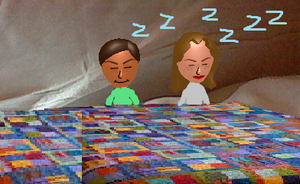 Yungdeez And Kathrin are sleeping by yungdeez