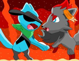 PMD: A Young Rivalry Renewed by CoolNala