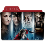 THOR icon Movie by Fory360