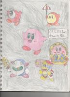Kirby Super Star by Fester1124