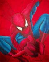 Ultimate Spider-Man by billywallwork525