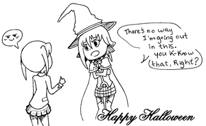 Happy H-Halloween by AskCronaGorgon