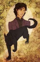Sirius Black by raquelabdool