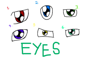 Testing Out EYES by RandomWorld123