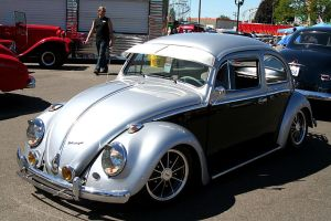 Badass Beetle by indigohippie