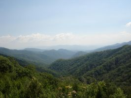 Smoky Mountains by MakingMyMark