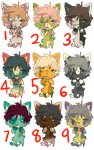 30 Point Cat Adopts CLOSED by TekNalaGee