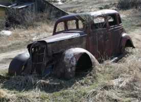 Marysville Ghost Town 2 by Falln-Stock