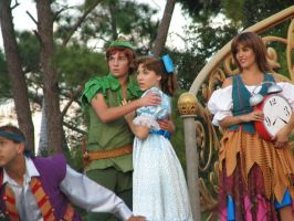 Peter and Wendy by Katiea14