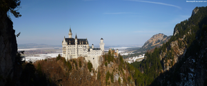 Neuschwanstein by acoresjo88