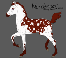 Nordanner Foal 3281 by RW-Nordanners