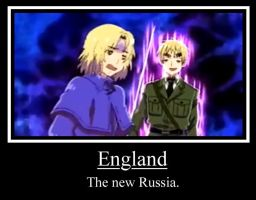 England Russia Motivational by Psiaura