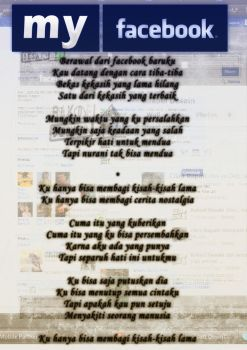 my facebook by bakoeldesain