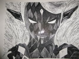 Demon Lord Ghirahim by Crazy-Drawing-Writer