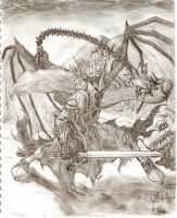 Witch King of Angmar :D by ll-Bisto-ll
