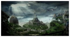 The Hobbits Empire by uAe-Designer