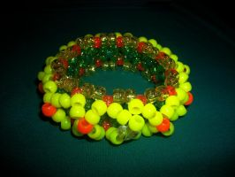Sunshine 3D Cuff by JamieKins1126