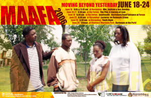 2006 MAAFA Poster v3 by dragonorion