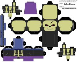 Cubee - Scare Glow by CyberDrone
