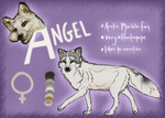 Angel the Arctic Marble Ref by galianogangster