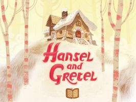 Hansel and Gretel (title) by DartGarry