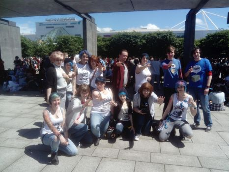 LIS meet at MCM LDN 2017 by Fembot13
