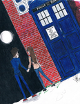 Adventure with The Doctor by Van-Nessie
