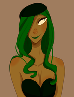 Snake Lady by Lady-Of-The-Snakes