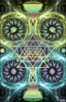 Portal Activation ~ Liquid Sky Ascension by geisty