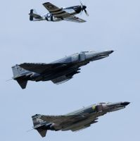 Heritage Flight - Dayton 2012 by GTX-Media