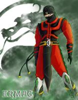 Ermac by Tenchi1111