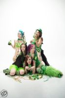 Modified Models - St Patricks Day 1 by nikkivicious