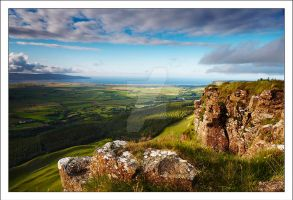 From Benevenagh by DL-Photography
