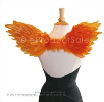 ORANGEyoupretty Adora Wings by eProductSales