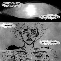No Beginning, No End Comic by gooseberry007