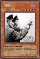 NKVD card by Mexicano27