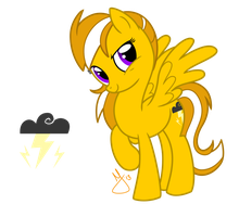 Thunderstrike by IEatedAUnicorn