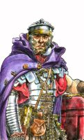 Legionary by Artigas