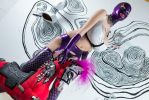 Psychedelic part 2 by Ariane-Saint-Amour