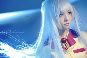 Angel Beats by 35ryo