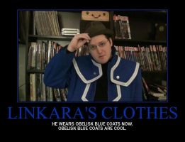 Motivation - Linkara's Clothes by Songue