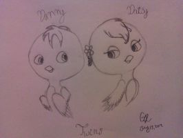 Twins by RIO4ever1