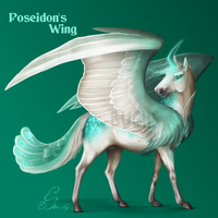 Poseidon's Wing by BUGHS-22