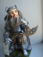 Monday Dwarf by MarylinFill